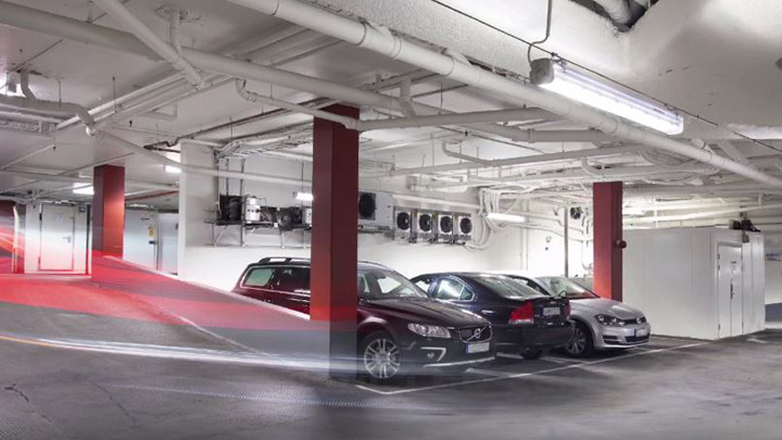 Pacific LED Green Parking-System